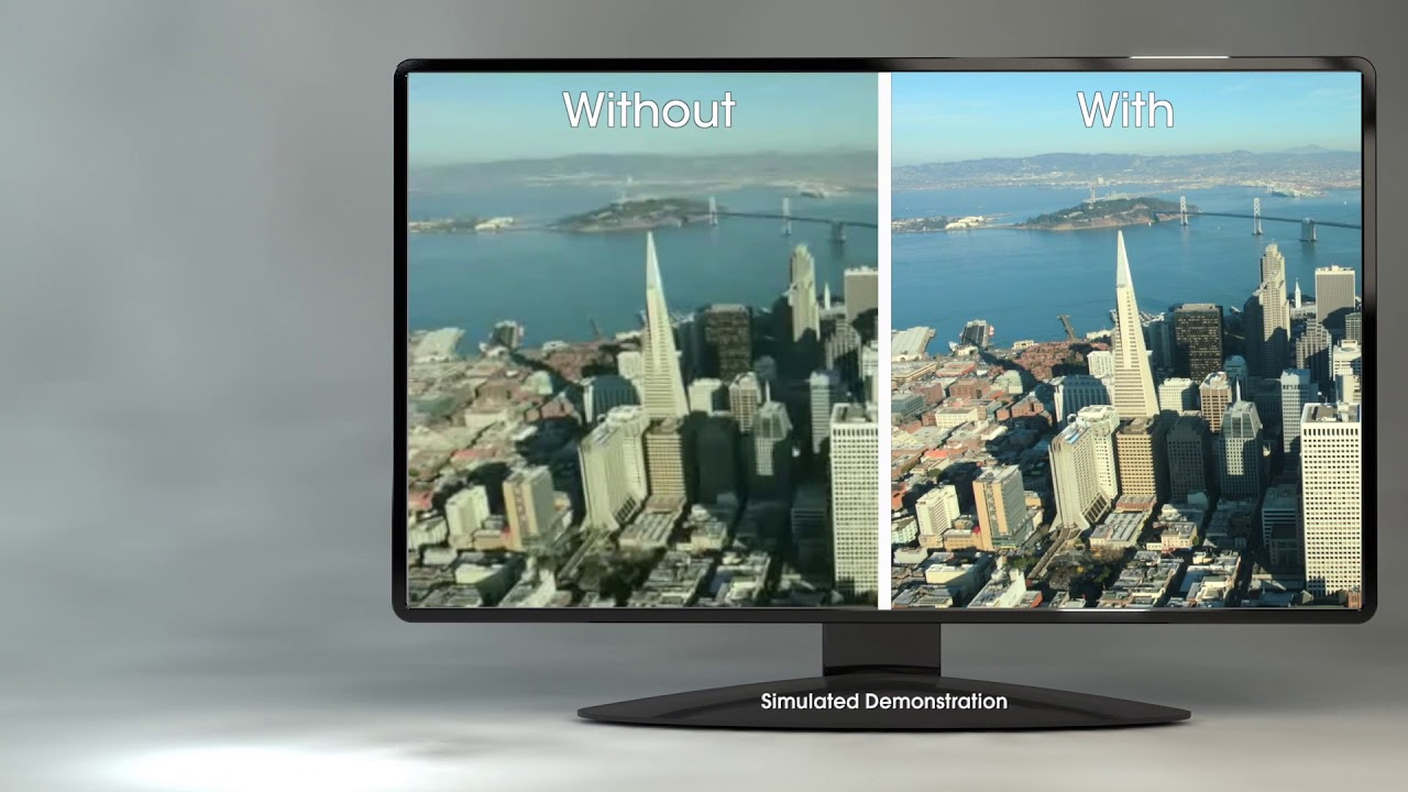 Demo Video 4K Ultra HD Upscaling System