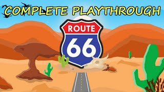 ADVENTURE TRIP ROUTE 64 COMPLETE PLAYTHROUGH | Roblox Camping
