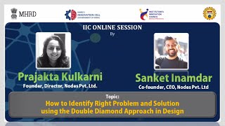 Learn From Leaders || Leader Talk On Identifying Problem and Solution using  Double Diamond Approach