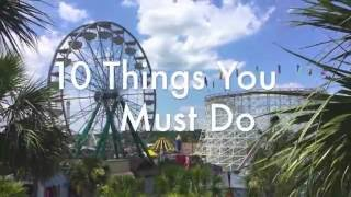 10 Things You Must Do In Myrtle Beach