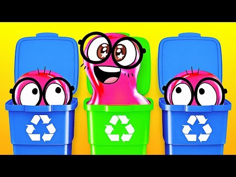 7 Recycling Ideas for Kids|Best Toys Out of Waste