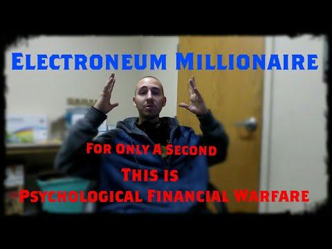 Electroneum PreMine & Psychological Financial Warfare!