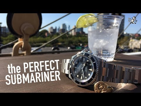 My Perfect Submariner: Why I Prefer Tudor Over Rolex + Unboxing/Review
