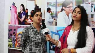 Amity University Noida,14th Admissions Fair 2017, Pragati Maidan, New Delhi