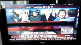 CNN: NC Attack Ad Against Kay Hagan. Attack on Atheist