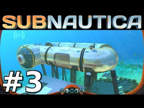Starting a Base!! - Subnautica Gameplay - Episode 3