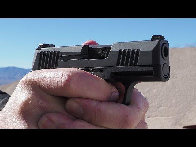 A Deeper Look At The SIG P365 – Phil Strader – SHOT Show 2018