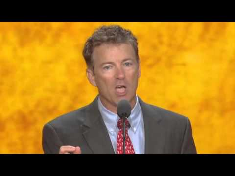 Rand Paul 2016: Every Generation A New Leader Rises
