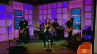 """Wanted"" live at CBS Early Show Saturday Edition"