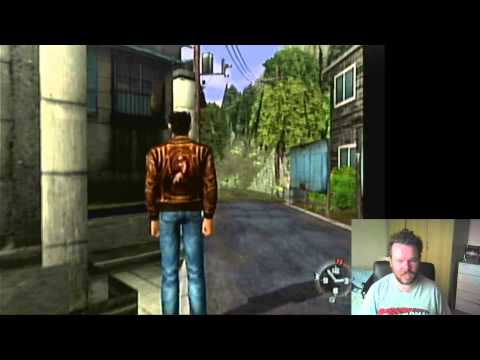 Shenmue 3 celebration playthough of Shenmue on REAL DREAMCAST HARDWARE! - 1 / 3