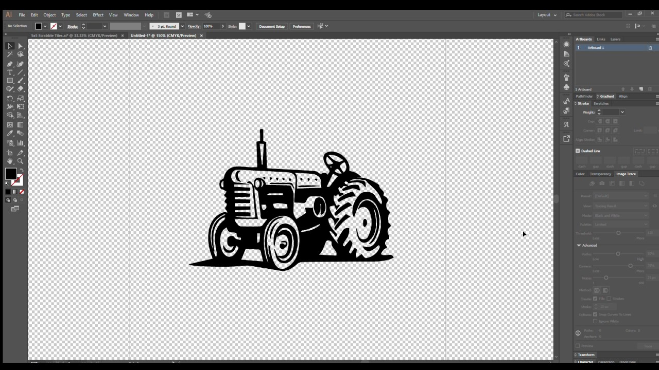 How To Remove White Background On Adobe Illustrator