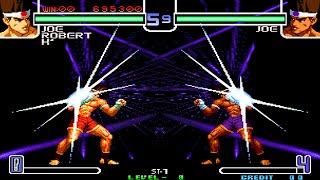 [TAS] KOF 2002 Magic Plus II - Arcade Random Team #40