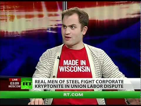 Will corporate America crush unions?
