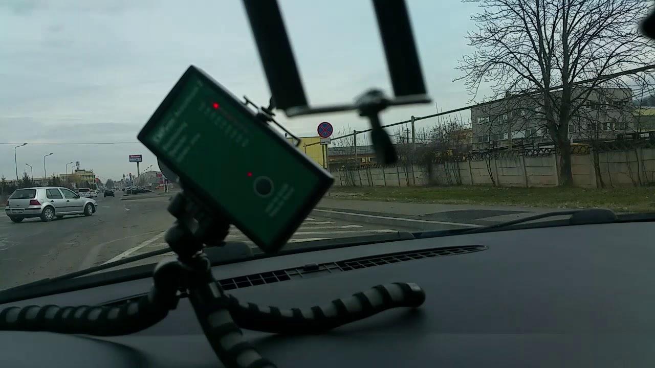 GSM Radar Brasov Masuratori EMF Antene 2017