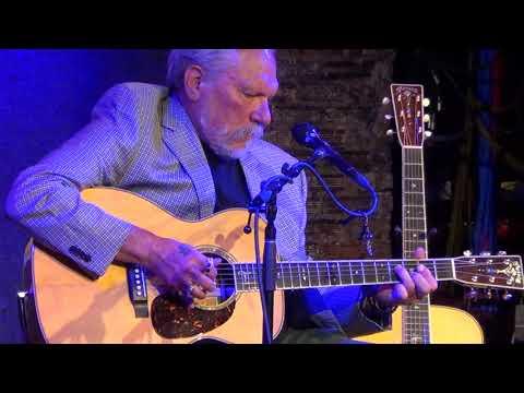 Jorma Kaukonen @The City Winery, NY 10/5/18 Winin' Boy Blues