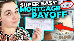 Our Mortgage Monthly Statement & Balance + 2 EASY Ways To Payoff The Mortgage Faster