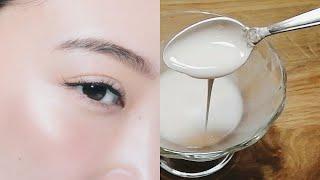 Как отбелить кожу лица дома за 30 минут Секрет корейских женщин Эффективная маска
