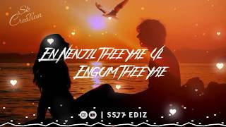 Un peril en perai serthu 😘Remo love song ❤️tamil what's app status ❤️SS77 EDIZ