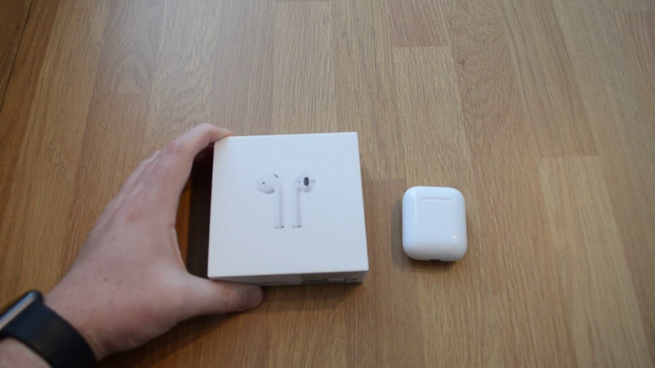 A Look At Apple Airpods What S In The Box And 2 Month Review
