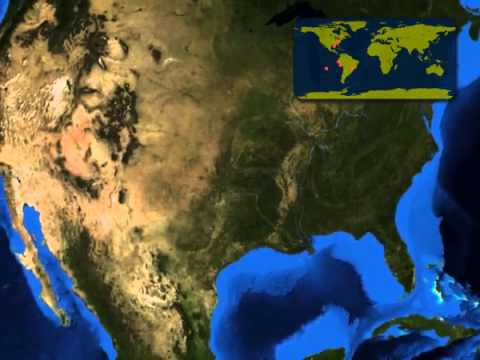 GeoVirtual Earth Surface Features - YouTube