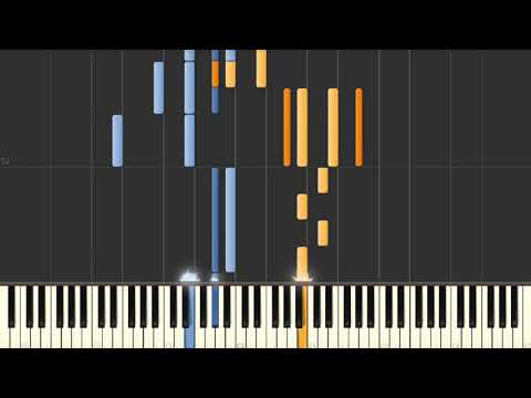 Isobel (Björk) - Piano tutorial