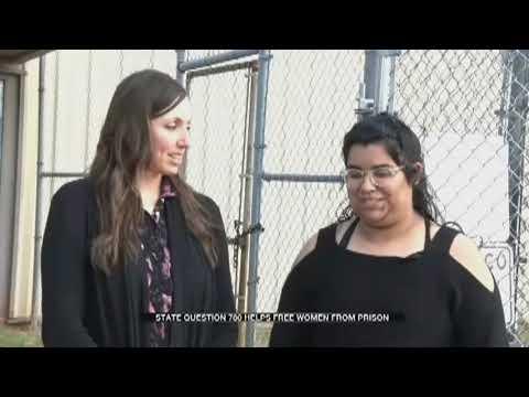 22 Women Set For Prison Release Under New Criminal Justice Reform Law