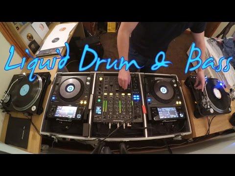 Drum & Bass Essentials Mix #007 - Liquid/Soulful - 2015