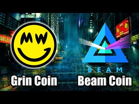 Grin Coin | Beam Coin | The Power of MimbleWimble