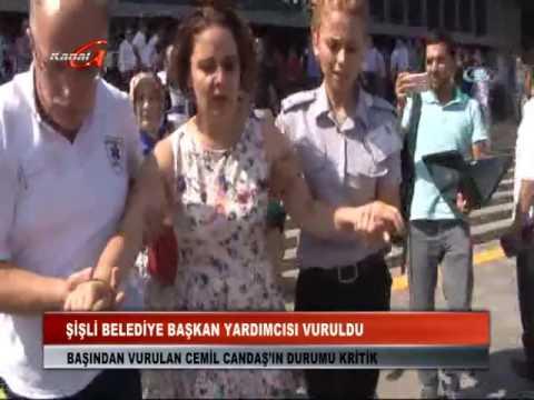 Kanal G -Şişli Belediyesi Başkan Yardımcısı Vuruldu