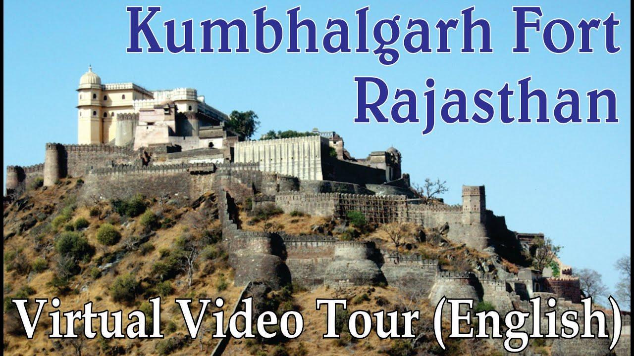Kumbhalgarh, Fort,  Rajasthan