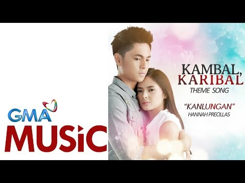 Kanlungan | Hannah Precillas | Kambal, Karibal Theme Song | Official Lyric Video