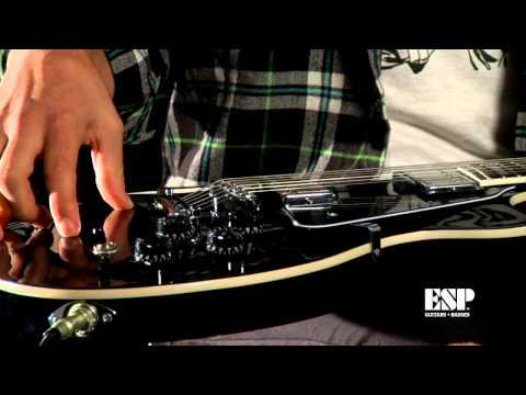ESP Guitars: Guitar of the Week -- LTD Xtone PS-1 w/Ben Weinman