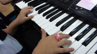 Organ Thiếu Nhi -Tôi Yêu Hòa Bình  Bé Ánh Huyền 2A Trường Tiểu Học Mê Linh Q3 TPHCM