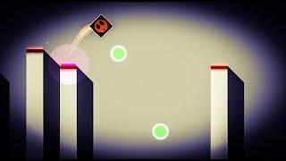 �������� ���� Создание уровня в  Geometry Dash (Material Style) В
