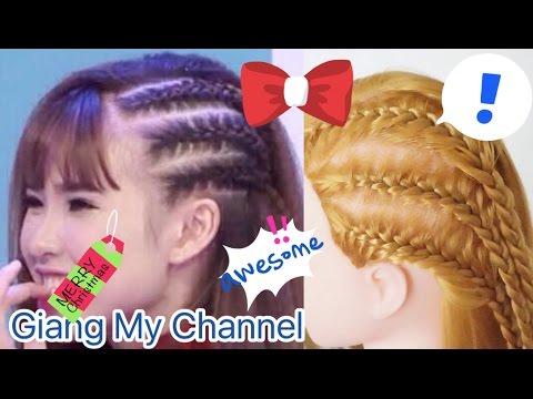 Hairstyles - Các Kiểu Tóc Siêu Cute Của Ca Sĩ Khởi My Các bạn nữ là Fan của ca sĩ Khởi My