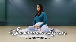 Sawaar Loon  Lootera  Dance cover- Priti Puri  Ranveer Singh, Sonakshi Sinha
