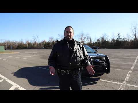 Rachel Lutzker - New Britain Police Department Have a New Wintertime PSA