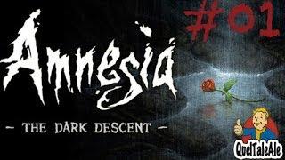 Amnesia - Gameplay ITA - Walkthrough #01- Inizia l