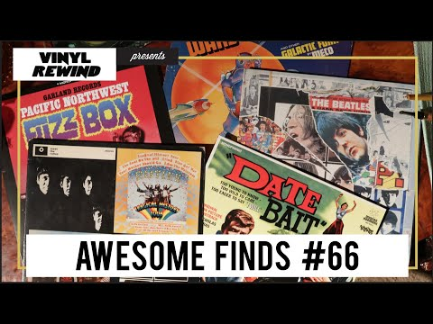 From The Rutles to The Beatles and more on Awesome Finds #66   Vinyl Rewind