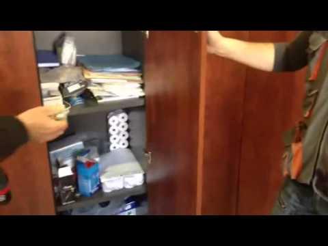 ammortizzatore per ante regolabile emuca da brico legno