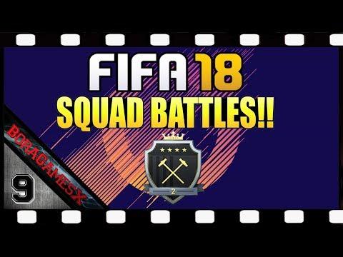 Zagrajmy w FIFA 18 Squad Battles #9 + Paczki za Elite 2 💥