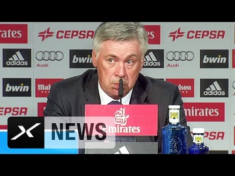 "CR7-Fünferpack bei 9:1! Carlo Ancelotti: Real war ""noch nie so gut"" 