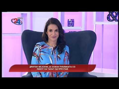 """Македонија денес - Актерот кој ја освои публиката со ликот на Талат од """"Преспав"""""""