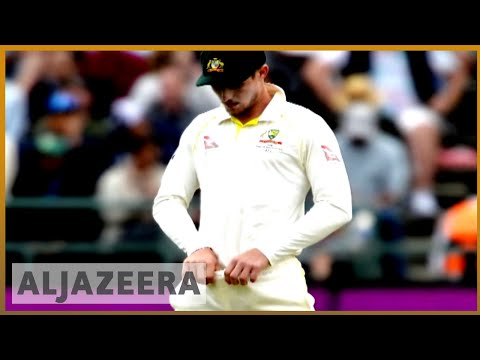 🏏 Australia cricket trio sent home over ball-tampering scandal | Al Jazeera English