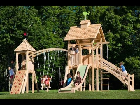 Wooden Outdoor Toys For Toddlers UK