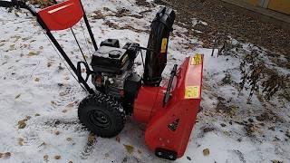 Какой Снегоуборщик Купить. Forte КСМ56 С по Выгодной Цене Лучшее Предложение