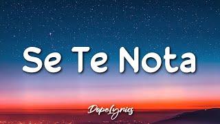 Se Te Nota - Lele Pons, Guaynaa (Letra/Lyrics) 🎵
