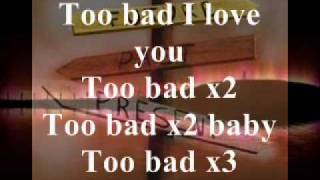 RnB Love Song - Cant Turn Back The Years