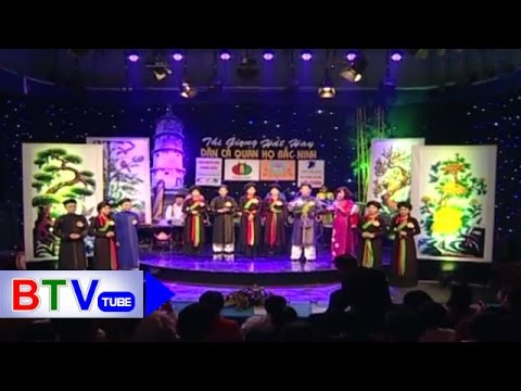 Thi giọng hát hay dân ca Quan họ Bắc Ninh - Chung kết | BTV