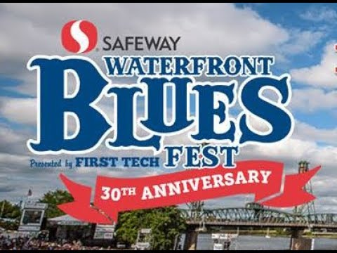 Shari Puorto Band - 2017-Waterfront Blues Festival [HD, Full Concert]